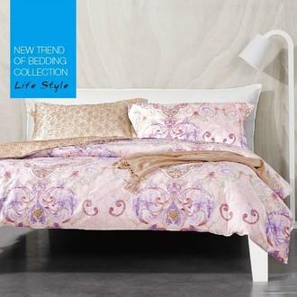 Комплект постельного белья Tango TS-686 хлопковый сатин