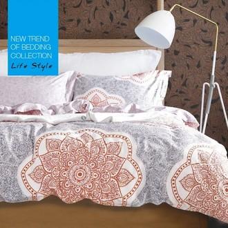 Комплект постельного белья Tango TS-684 хлопковый сатин