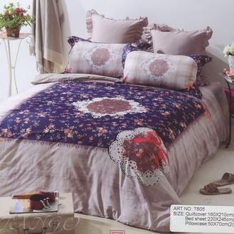 Комплект постельного белья Tango TS-335 хлопковый сатин