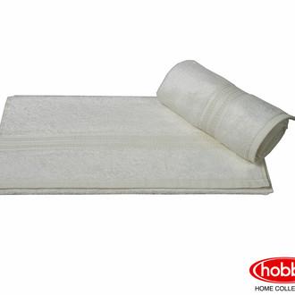 Полотенце для ванной Hobby Home Collection LAVINYA махра бамбук+хлопок (кремовый)