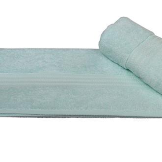 Полотенце для ванной Hobby Home Collection LAVINYA махра бамбук+хлопок (бледно-бирюзовый)