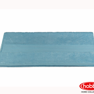 Полотенце для ванной Hobby Home Collection LAVINYA махра бамбук+хлопок (бирюзовый)