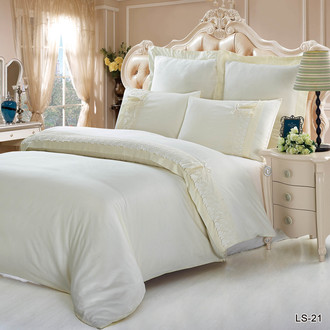 Комплект постельного белья Kingsilk LS-21-K хлопковый сатин deluxe
