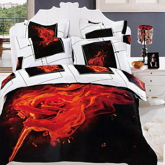 Комплект постельного белья Tango TS-633 хлопковый сатин