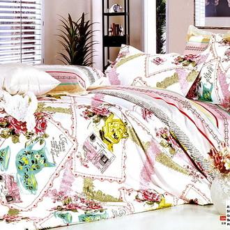 Комплект постельного белья Tango TS-184 хлопковый сатин