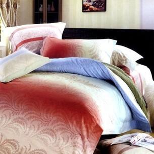 Постельное белье Tango TS-076 хлопковый сатин 2-х спальный нав. 70х70 см
