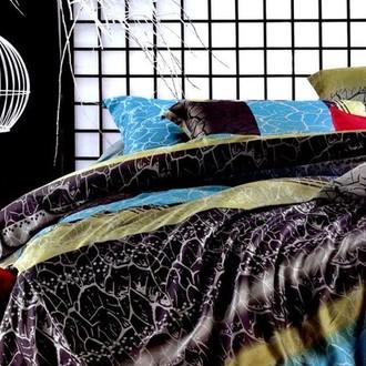 Комплект постельного белья Tango TS-081 хлопковый сатин