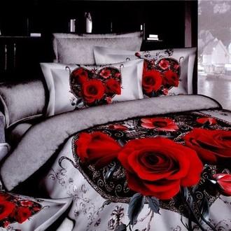 Комплект постельного белья Tango TS-038 хлопковый сатин