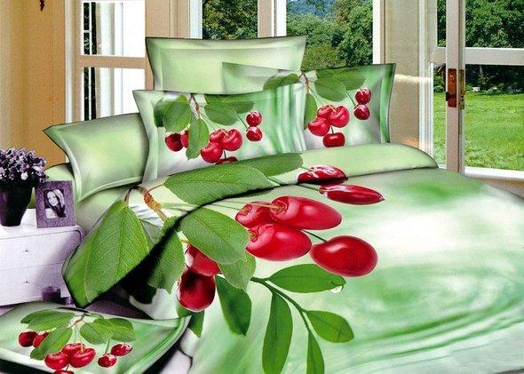 Комплект постельного белья Tango TS-062/1 хлопковый сатин семейный, фото, фотография