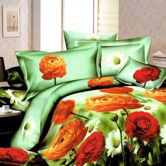 Комплект постельного белья Tango TS-908 хлопковый сатин