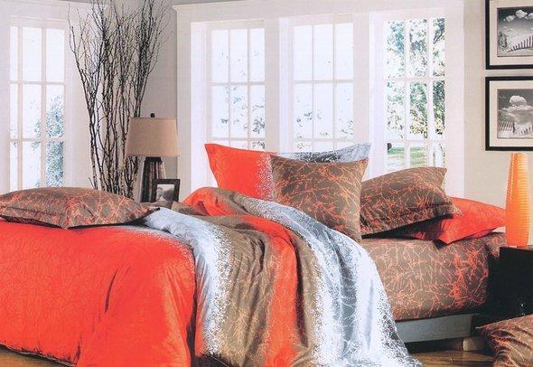Комплект постельного белья Tango TS-012/1 хлопковый сатин семейный, фото, фотография
