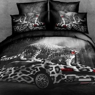 Комплект постельного белья Tango TS-996 хлопковый сатин