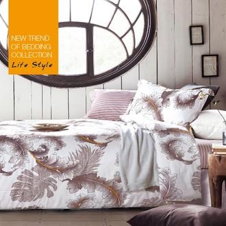 Комплект постельного белья Tango TS-681 хлопковый сатин