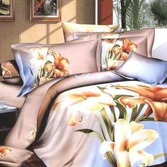 Комплект постельного белья Tango TS-183 хлопковый сатин