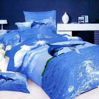 Комплект постельного белья Tango TS-387 хлопковый сатин