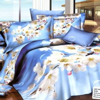 Комплект постельного белья Tango TS-224 хлопковый сатин