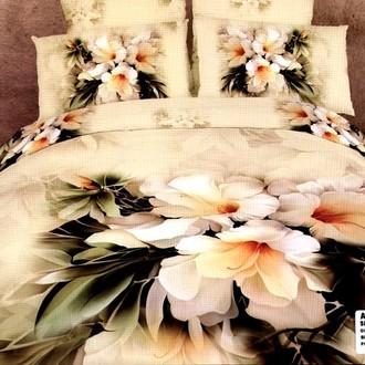 Комплект постельного белья Tango TS-100/1 хлопковый сатин