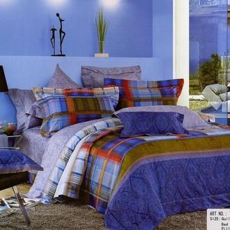 Комплект постельного белья Tango TS-828/1 хлопковый сатин