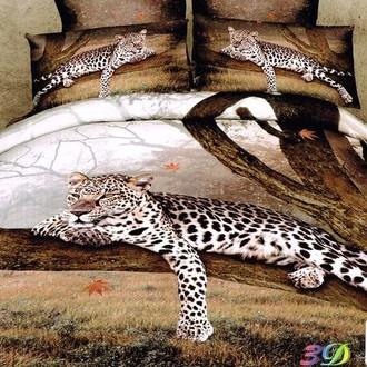 Комплект постельного белья Tango TS-975 хлопковый сатин