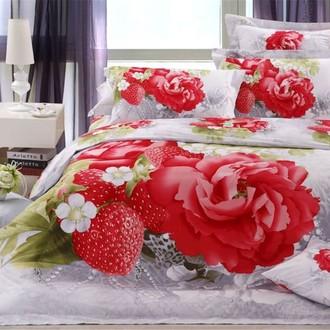 Комплект постельного белья Tango TS-785 хлопковый сатин