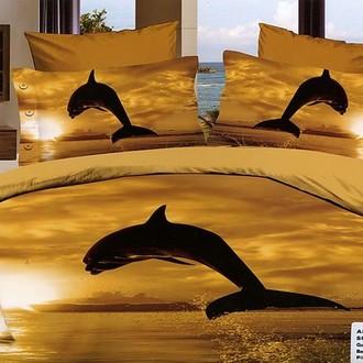 Комплект постельного белья Tango TS-949 хлопковый сатин
