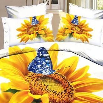 Комплект постельного белья Tango TS-824/2 хлопковый сатин