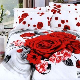 Комплект постельного белья Tango TS-080/1 хлопковый сатин