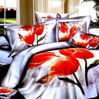Комплект постельного белья Tango TS-058 хлопковый сатин