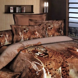 Комплект постельного белья Tango TS-163 хлопковый сатин