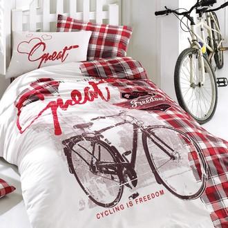 Комплект постельного белья Istanbul YOUTH 2 хлопковый ранфорс