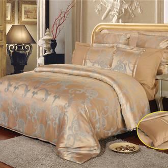Комплект постельного белья Kingsilk ARLET AB-129 сатин-жаккард