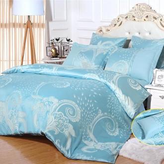 Комплект постельного белья Kingsilk ARLET AB-140 сатин-жаккард