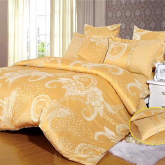 Комплект постельного белья Kingsilk ARLET AB-141 сатин-жаккард