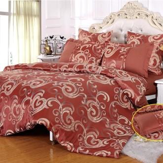 Комплект постельного белья Kingsilk ARLET AB-145 сатин-жаккард