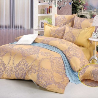 Комплект постельного белья Kingsilk ARLET AB-153 сатин-жаккард