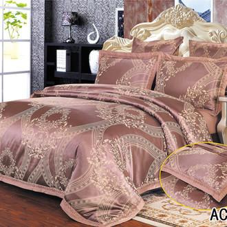 Комплект постельного белья Kingsilk ARLET AC-053 сатин-жаккард