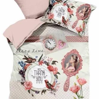 Комплект детского постельного белья Laura Bella TEEN 4 хлопковый ранфорс