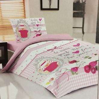 Комплект детского постельного белья Laura Bella TEEN 5 хлопковый ранфорс