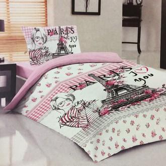 Комплект детского постельного белья Laura Bella TEEN 6 хлопковый ранфорс