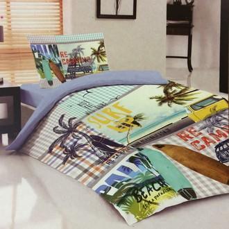 Комплект детского постельного белья Laura Bella TEEN 8 хлопковый ранфорс