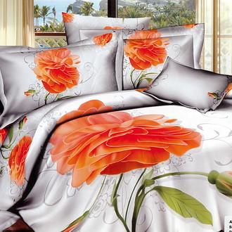 Комплект постельного белья Tango TS-851 хлопковый сатин