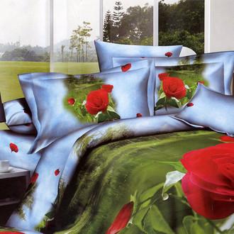 Комплект постельного белья Tango TS-834/1 хлопковый сатин