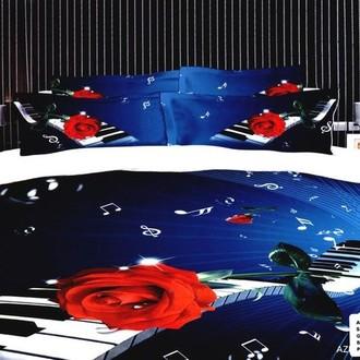 Комплект постельного белья Tango TS-057 хлопковый сатин