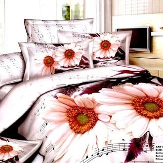 Комплект постельного белья Tango TS-039 хлопковый сатин
