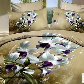 Комплект постельного белья Tango TS-946 хлопковый сатин
