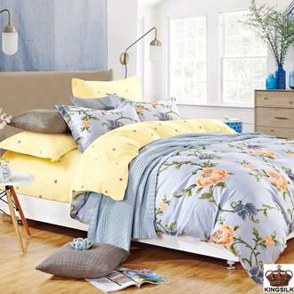 Комплект постельного белья Kingsilk SEDA VX-91 хлопковый сатин