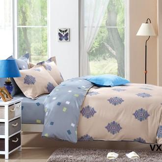 Комплект постельного белья Kingsilk SEDA VX-92 хлопковый сатин