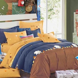 Комплект постельного белья Kingsilk SEDA VX-110 хлопковый сатин