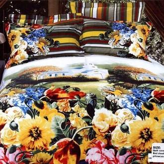 Комплект постельного белья Tango TS-001 хлопковый сатин