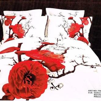 Комплект постельного белья Tango TS-09A хлопковый сатин